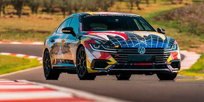 Volkswagen ART3on — самый мощный и быстрый Arteon официально
