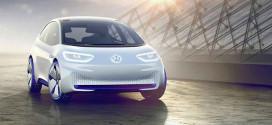 Хэтчбек Volkswagen I.D. предложат с тремя разными батареями