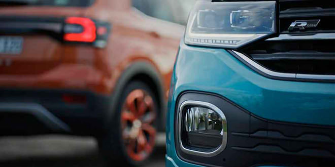 Новый Volkswagen T-Cross 2019 показался в видео-тизере