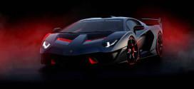 Построен гиперкар Lamborghini SC18 в единственном экземпляре