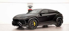 TopCar сделал карбоновый тюнинг Lamborghini Urus на $40 000