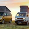 Кемпер Volkswagen California отмечает 30-летие спецверсией