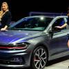 Новый седан VW Polo показали в Бразилии как GTS Concept