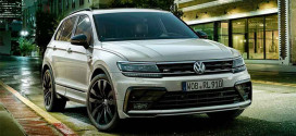 Показан новый Volkswagen Tiguan Black Style R-Line