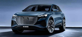 Audi Q4 e-Tron Concept — новый электрокроссовер уже в Женеве