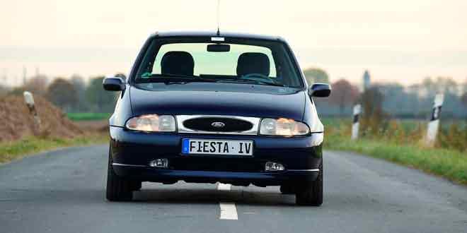 Разборка Ford Fiesta MK4