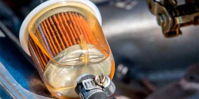 Топливные фильтры: функции, виды и особенности