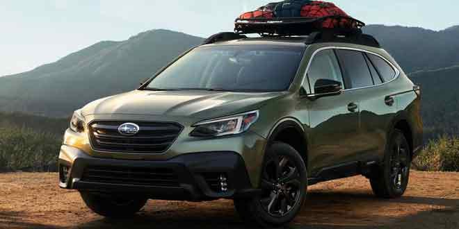 Subaru Outback — универсальное японское авто для любых дорог