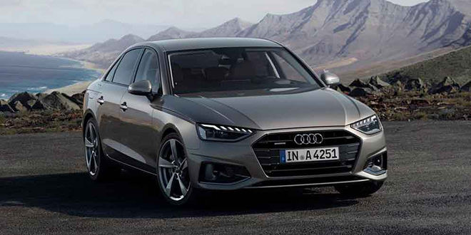 Семья Audi A4 обновилась на 2020 год