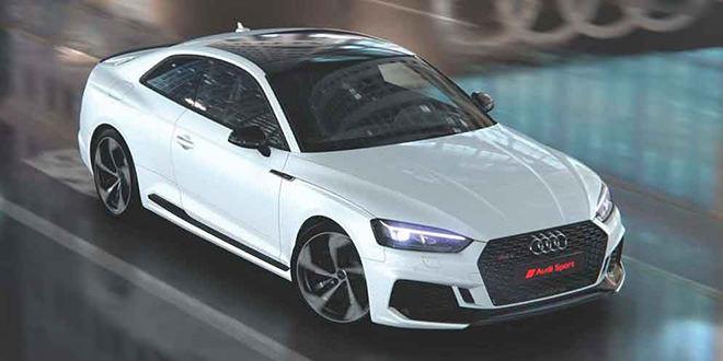 Audi RS5 Sport Edition: только 250 машин для Британии