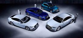 Audi A8, A7 Sportback, A6 и Q5 получили гибридную версию