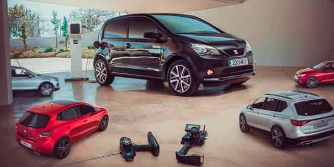 Mii electric — первый серийный электромобиль от SEAT
