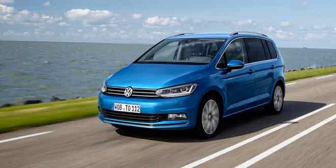 Немного истории Volkswagen Touran и где покупать запчасти