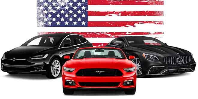 Авто из США — выгодные варианты от Rezar Group