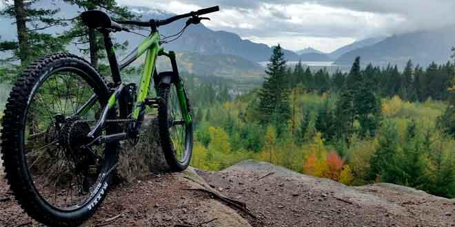 Горный велосипед — для катания по бездорожью и для души