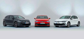 Volkswagen Golf VIII вышел в трех спортивных версиях