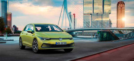 Volkswagen Golf восьмого поколения официально