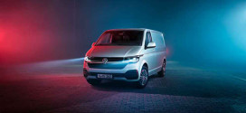 Volkswagen Transporter T6 обновился
