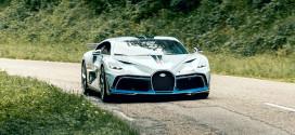 Первые Bugatti Divo проходят финальные испытания