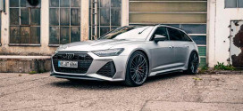 В ABT прокачали супер-универсал Audi RS6 Avant