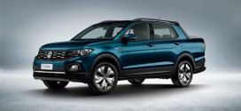 Компактные пикапы Volkswagen, SEAT и Skoda на рендерах