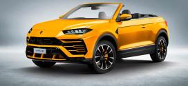 Lamborghini Urus Spyder — не совсем обычный кабриолет