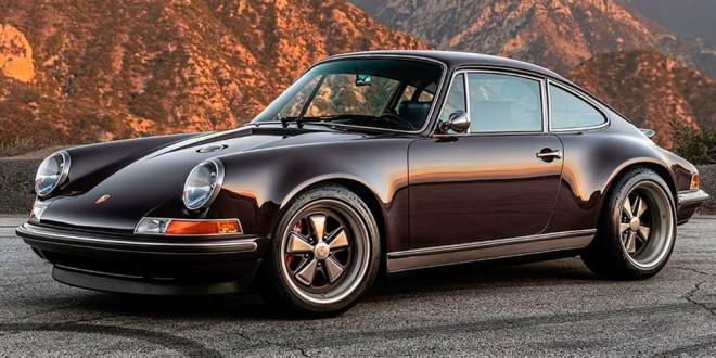 Классический Porsche 911. Еще один рестомод от Singer