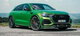 Тюнинг ABT RSQ8-R — супер-кроссовер на базе Audi RS Q8