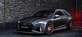 Сумасшедший тюнинг Audi RS6 Avant 2020 от Wheelsandmore
