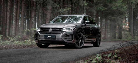 Вышел новый тюнинг Volkswagen Touareg V8 TDI от ABT Sportsline