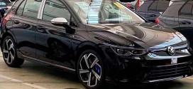 Новый хот-хэтч VW Golf R 2021 года попался без маскировки