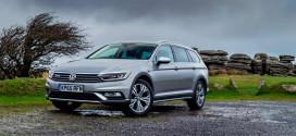 Volkswagen Passat Alltrack B8 оказался непопулярным в Британии
