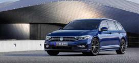 Volkswagen Passat следующего поколения покажут только в 2023 году