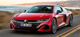 Volkswagen R8 — немецкий суперкар, какого никогда не будет
