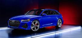 Универсал Audi RS6 Avant выходит в версии Tribute Edition