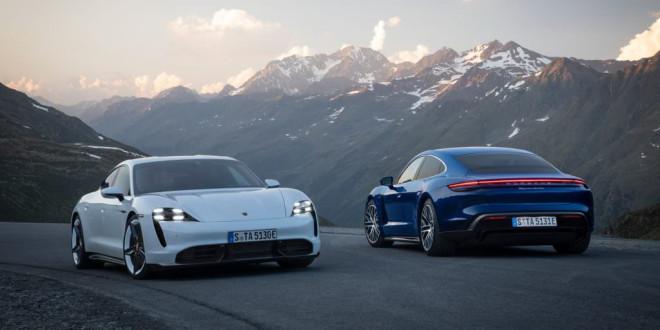 Taycan стал бестселлером Porsche в Европе