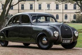 Skoda 935 Dynamic 1935 года — прямиком из Готэм-Сити