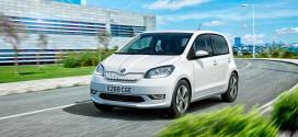 Škoda прощается с моделью Citigo и электрокаром Citigoᵉ iV
