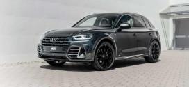 Audi Q5 TFSI e Quattro получила аэро-кит и пауэр-апгрейд ABT