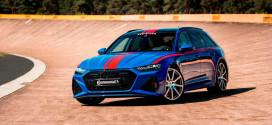 MTM добавил тысячу и одну лошадь Audi RS6, RS7 и RS Q8