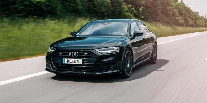 ABT сделал серьезный тюнинг Audi S8 2020 года до 700 л.с.