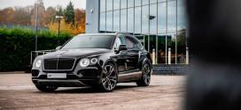 Project Kahn слегка прокачал Bentley Bentayga. Цена £140 000