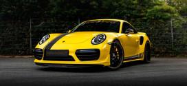 Manhart сделал тюнинг Porsche 991 Turbo S до 838-сил