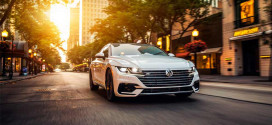Новый Volkswagen Arteon улучшил рейтинг безопасности от IIHS