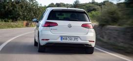 Uber использует VW e-Golf в пилотном зелёном проекте в Германии