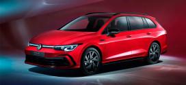 Вышел универсал Volkswagen Golf VIII Variant и версия Alltrack