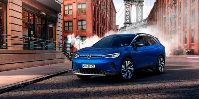 Электро-кроссовер Volkswagen ID.4 показан официально
