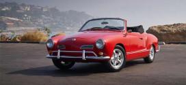 Классический Volkswagen Karmann-Ghia отмечает 65-летие
