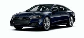 Плагин-гибрид Audi A7 55 TFSI e добрался до рынка США