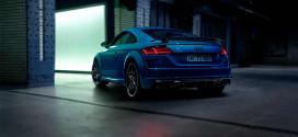 Новой Audi TT 45 TFSI добавили пакет S Line Competition Plus